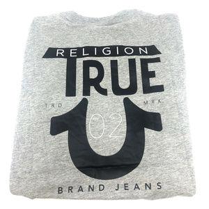 True Religion Men's Logo TR Tee T-Shirt